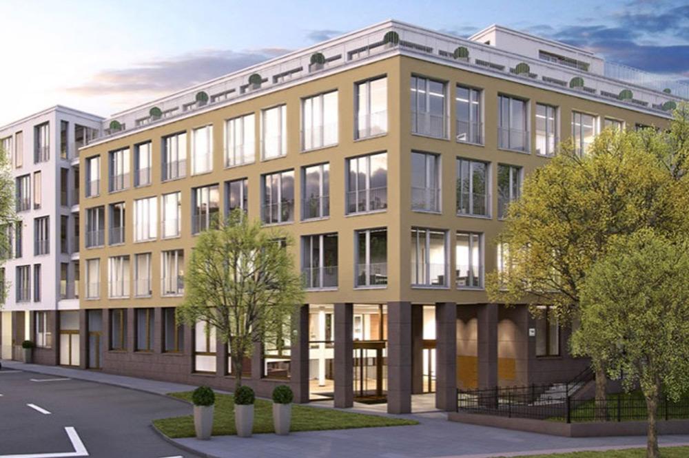 MONTGELAS PARK Bürogebäude München