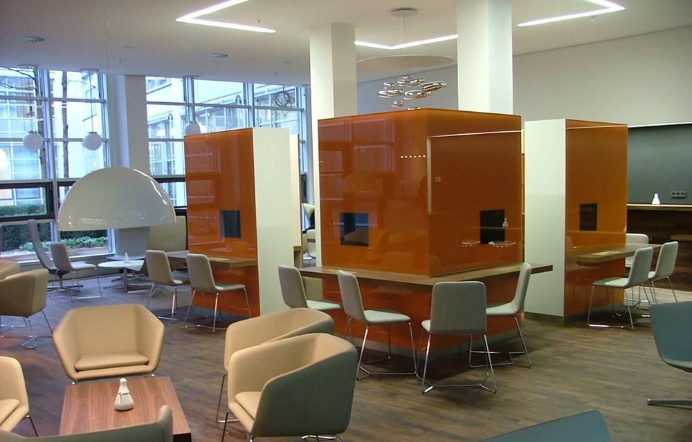SEIDLSTRASSE Bürogebäude München