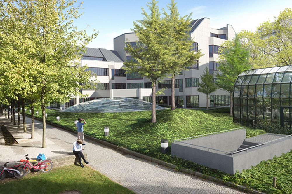 SÜD 3 Bürogebäude München