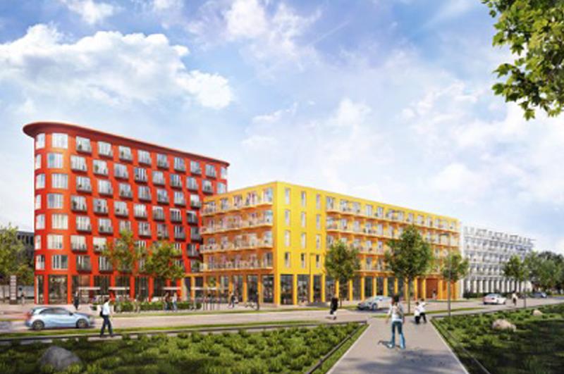 STUDIOSUS 5 Studentenapartments Augsburg
