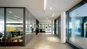 LENBACHGÄRTEN Bürogebäude