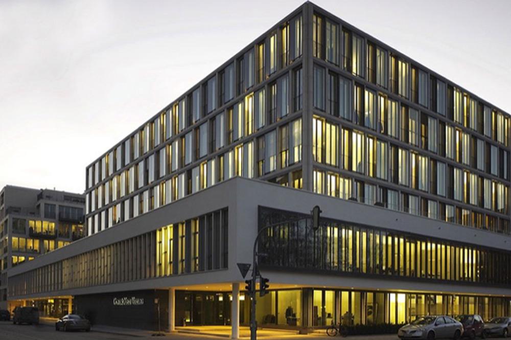 LENBACHGÄRTEN Bürogebäude München