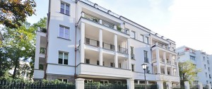 MONTGELAS PARK Wohngebäude